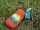 Гамак Levitate CHILL orange + стропы (нагрузка до 180 кг) оранжевый 0