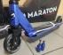 Трюковый самокат Maraton Dictator 2020 Синий 0