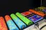 Набор для покер Compass номиналом 500 фишек, пластиковые карты в кейсе 2