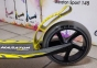 Детский самокат Maraton SPORT 145 Желтый + LED-фонарик 4