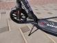 Самокат Maraton GMC Disc (2020) + LED-фонарик Серый 2