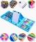 Набор для рисования Art Set с мольбертом в чемоданчике (176 предметов) Голубой 6