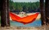 Гамак Levitate AIR оранжевый (парашютный нейлон) 2