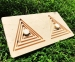 Межполушарная доска Goods4u (WB) Треугольник 20х35см 0