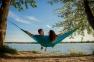 Гамак Levitate AIR синий (парашютный нейлон) 2