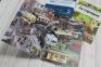 Книги в картинках Виммельбух комплект 3 в 1  (За городом, Однажды в городе, В цирке) 6