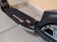 Самокат Maraton Dynamic Серый + LED-фонарик 13