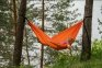 Гамак Levitate CHILL orange + стропы (нагрузка до 180 кг) оранжевый 6