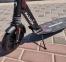 Самокат Maraton GMC Disc (2020) + LED-фонарик Серый 5