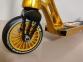 Трюковый самокат Maraton PowerSlide Золотой  7