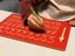Развивающая доска Goods4u  Узор для красивого почерка 7