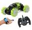 Машинка Stunt Car RC управления рукой + пульт, Зеленая 0