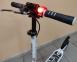 Самокат Maraton Decider (2020) + LED-фонарик Белый 2