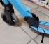 Детский самокат Maraton SPORT 145 Синий + LED-фонарик 3