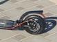 Самокат Maraton GMC Disc + LED-фонарик (2020) Черный 9