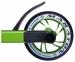Трюковый самокат Maraton Project 2021 Зеленый + пеги 2шт  3