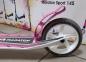 Детский самокат Maraton SPORT 145 Розовый + LED-фонарик 4