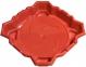 Арена для Бейблейд с ловушками  Beyblade 35х35 см красная 0