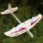 Самолет с моторчиком Goods4u, метательный планер Aircraft с пропеллером 19