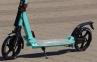 Самокат Scale Sports SS-20 LED Бирюзовый (светящиеся колеса)  1