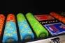 Набор для покер Compass номиналом 500 фишек, пластиковые карты в кейсе 0