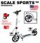 Самокат Scale Sports Elite Plus (ss-04) Белый 16