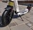 Самокат Maraton GMC Disc + LED-фонарик (2020) Белый 5
