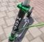 Самокат Maraton Phonix Disc Серый + LED-фонарик 28