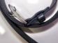 Женский кожаный ремень KHARCHUK Chrome 9-35 Черный 1