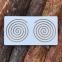 Межполушарные доски ламинированные, набор 4в1 Goods4u (WB) Трапеция, Круг, Квадрат, Полосы 1