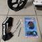 Самокат Scale Sports D-Max-230 Черный (USA) 8