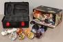 Набор 8в1 Beyblade BOX SB + Кейс с пусковыми устройствами 3