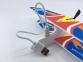 Самолет с моторчиком Goods4u, метательный планер Aircraft с пропеллером 4