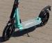 Самокат Scale Sports SS-20 LED Бирюзовый (светящиеся колеса)  2