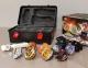 Набор 8в1 Beyblade BOX SB + Кейс с пусковыми устройствами 2