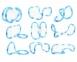 Набор 2в1 Гонки в трубе 54 детали Chariots Speed Pipes (длина 420 см) 4