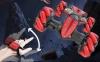 Радиоуправляемая машинка от движения руки Stunt Car + пульт, Синий 6