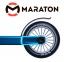Трюковый самокат Maraton PowerSlide Синий Металлик  3