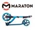 Самокат Maraton Air Max Синий + LED-фонарик (2021) 2