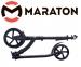 Самокат Maraton Air Max Черный + LED-фонарик (2021) 2
