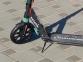 Самокат Maraton GMC Disc + LED-фонарик (2020) Черный 7