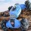 Машинка Stunt Car с управлением от руки + пульт Синяя (RQ2071) 8