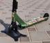 Самокат для трюков Scale Sports Leone 110 мм Зеленый (USA) 2