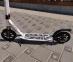 Самокат Maraton GMC Disc + LED-фонарик (2020) Белый 8