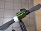 Самокат Maraton Decider (2020) + LED-фонарик Черный 11