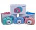 Детский фотоаппарат Camera X2 Синий 6