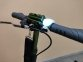 Самокат Maraton Decider (2020) + LED-фонарик Черный 0