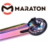 Трюковый самокат Maraton SubZero Хамелеон (NEOchrome)  3