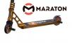 Трюковый самокат Maraton PowerSlide Золотой  3