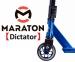 Трюковый самокат Maraton Dictator 2020 Синий 6
